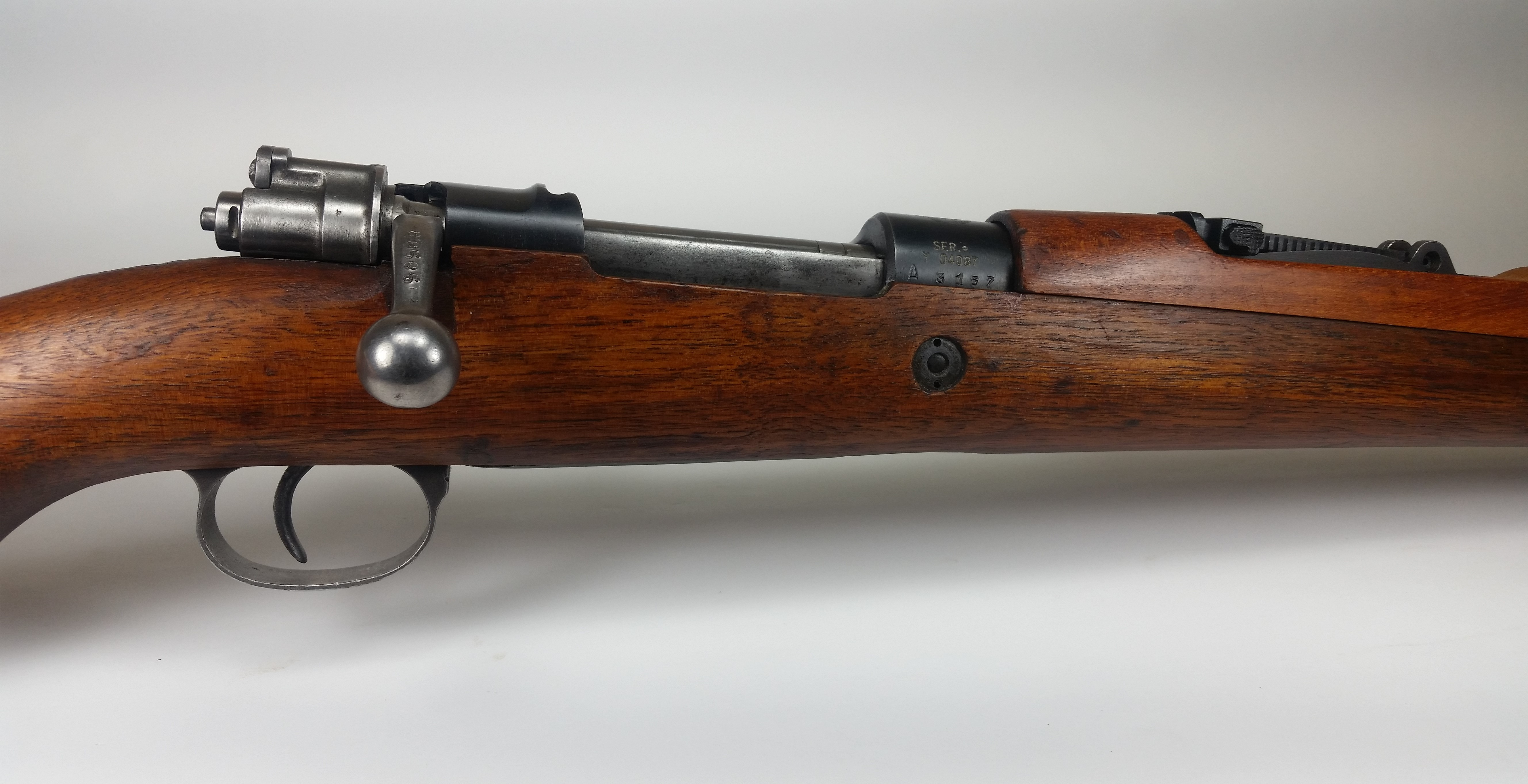 Yugo Mauser Model 24/47 Rifle 8x57mm (Used Firearm)